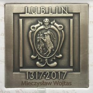Medal 700-lecia Miasta Lublin, Mieczysław Wojtas
